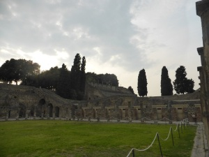 195. Pompeya. Teatro pequeño