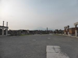 199. Pompeya. Foro