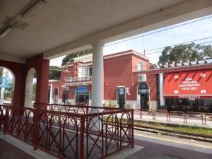 228. Pompeya. Estación