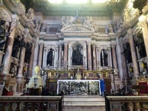 230. Nápoles. Duomo. Capilla del Tesoro de San genaro