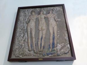 324. Nápoles. Museo Arqueológico Nacional. Mosaico pompeyano