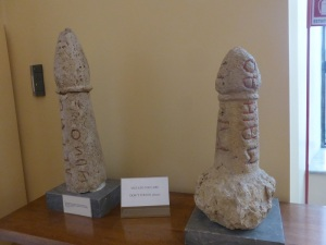 338. Nápoles. Museo Arqueológico Nacional. Gabinete secreto