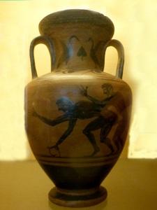 340. Nápoles. Museo Arqueológico Nacional. Gabinete secreto