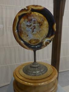 356. Nápoles. Museo Arqueológico Nacional. Copa Farnesio