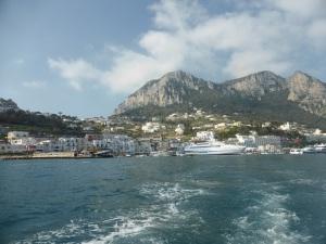 399. Capri. Vuelta a la isla