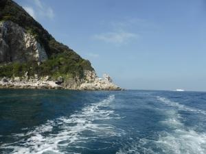 411. Capri. Vuelta a la isla
