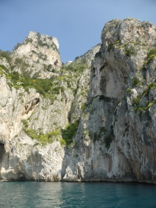 434. Capri. Vuelta a la isla