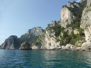 441. Capri. Vuelta a la isla