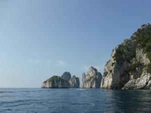 450. Capri. Vuelta a la isla