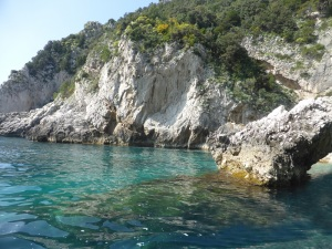 454. Capri. Vuelta a la isla