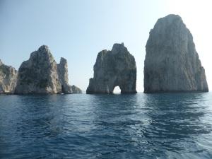 486. Capri. Vuelta a la isla