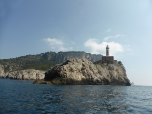 516. Capri. Vuelta a la isla