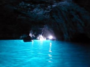 533. Capri. Vuelta a la isla. Gruta azul