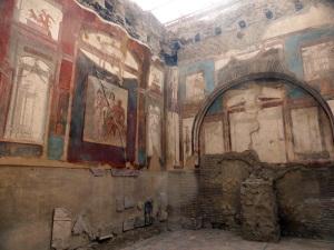 658. Herculano. Sede degli augustali.