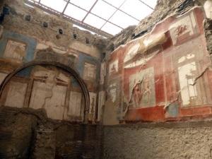 659. Herculano. Sede degli augustali.