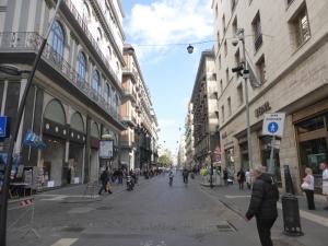 706. Nápoles. Calle Toledo