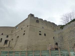 719. Nápoles. Castillo Sant'Elmo