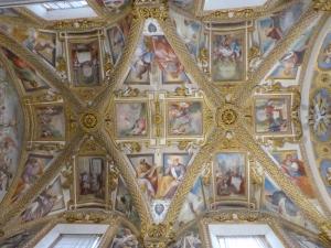 728. Nápoles. Cartuja de San Martín. Iglesia
