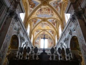 729. Nápoles. Cartuja de San Martín. Iglesia