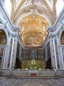 735. Nápoles. Cartuja de San Martín. Iglesia