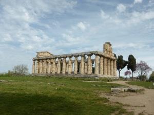 791. Paestum. Templo de Ceres