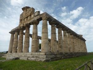 798. Paestum. Templo de Ceres