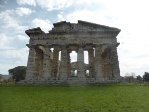 830. Paestum. Templo de Poseidón (Zeus o Apolo)