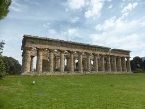 833. Paestum. Templo de Poseidón (Zeus o Apolo)