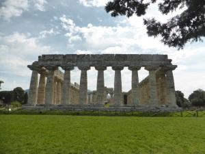 837. Paestum. Templo de Hera