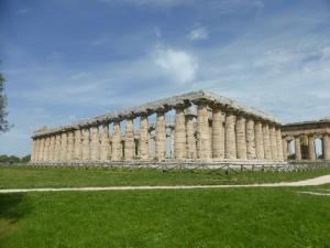 842. Paestum. Templo de Hera
