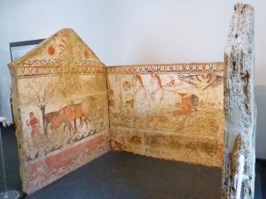 887. Paestum. Museo