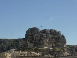 953. Matera. Santa María de Idris