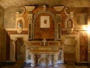 954. Matera. Ntra. Sra. de las Gracias y cripta de Santa Lucía