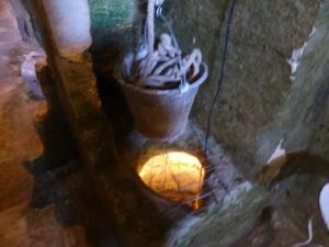 962. Matera. Ntra. Sra. de las Gracias y cripta de Santa Lucía