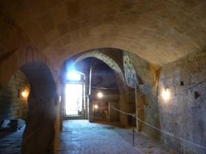 965. Matera. Ntra. Sra. de las Gracias y cripta de Santa Lucía