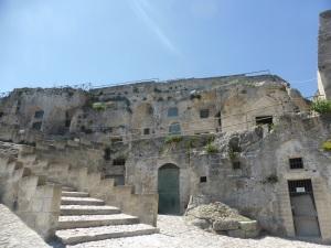 981. Matera. Santa Lucia alle Malve