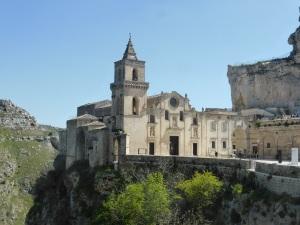 983. Matera. San Pedro Caveoso