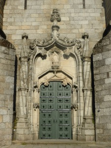 009. Guarda. Catedral. Portada oeste