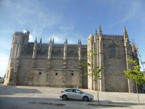 010. Guarda. Catedral. Muro sur