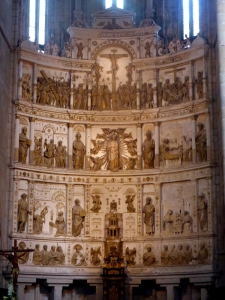 019. Guarda. Catedral. Retablo Mayor