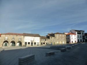 023. Guarda. Plaza  Luís de Camöens