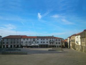 025. Guarda. Plaza  Luís de Camöens