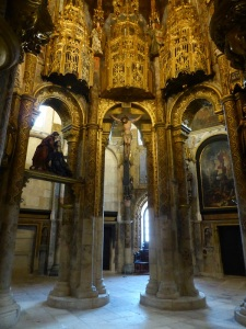 117. Tomar. Convento de Cristo. La charola