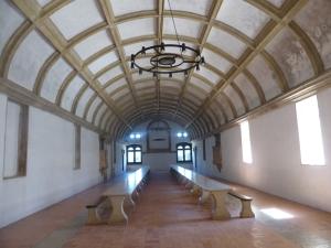 162. Tomar. Convento de Cristo. Refectorio