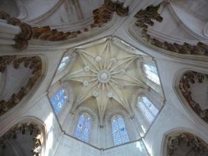 195. Monasterio de Batalha. Capilla del fundador