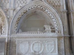 196. Monasterio de Batalha. Capilla del fundador