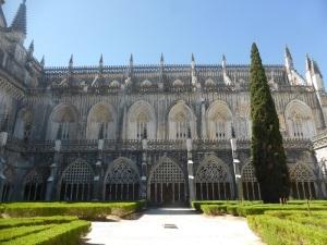 201. Monasterio de Batalha. Claustro Real