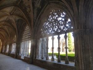206. Monasterio de Batalha. Claustro Real