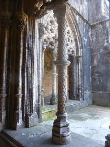 207. Monasterio de Batalha. Claustro Real