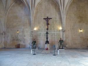 211. Monasterio de Batalha. Sala capitular